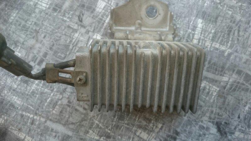 Резистор топливного насоса Toyota Land Cruiser FZJ80 1FZ-FE 1992 (б/у)