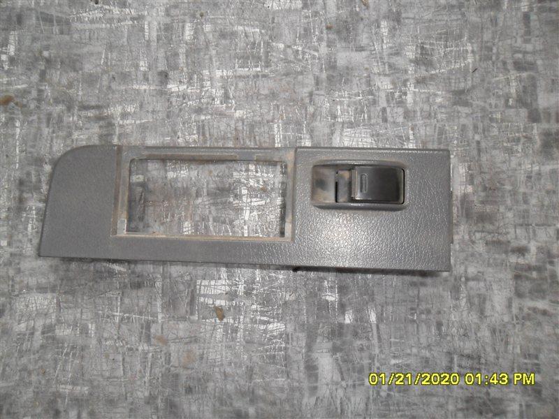 Пульт стеклоподьемника Toyota Land Cruiser FZJ80 1FZ-FE 1992 задний левый (б/у)