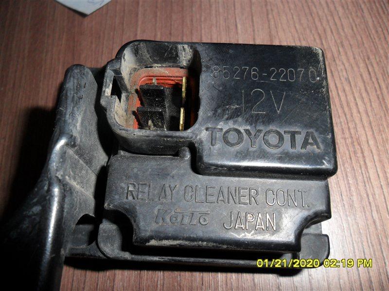 Реле Toyota Land Cruiser FZJ80 1FZ-FE 1992 (б/у)