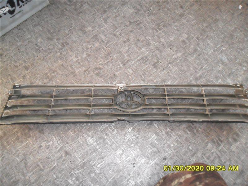 Решетка радиатора Toyota Hiace Regius KCH46 1KZ 1998 (б/у)