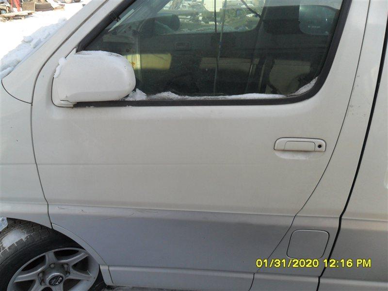 Дверь Toyota Hiace Regius KCH46 1KZ 1998 передняя левая (б/у)