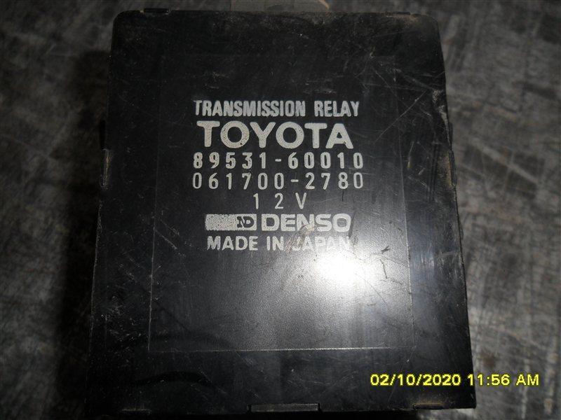 Блок управления трансмиссией Toyota Land Cruiser FZJ80 1FZ-FE 1992 (б/у)