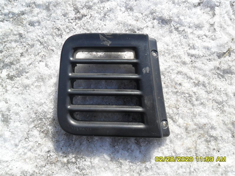 Воздухозаборник Toyota Hiace KZH 116 1KZ (б/у)