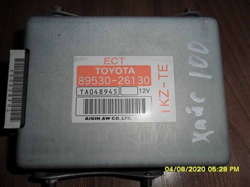 Блок управления акпп Toyota Hiace KZH 100 1KZ (б/у)
