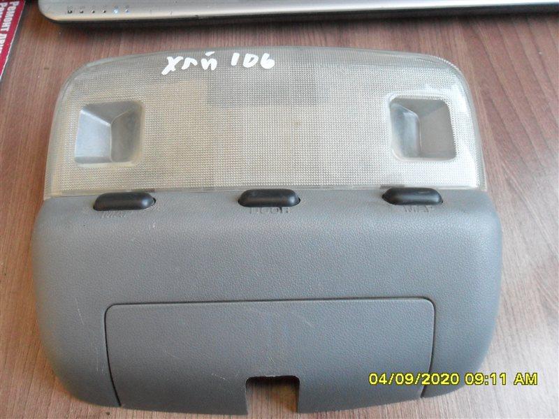 Светильник салона Toyota Hiace KZH106 1KZ 1998 передний (б/у)