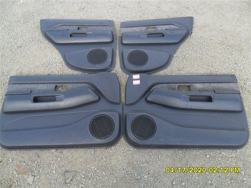 Обшивка двери Nissan Terrano RR50 QD32 1997 (б/у)