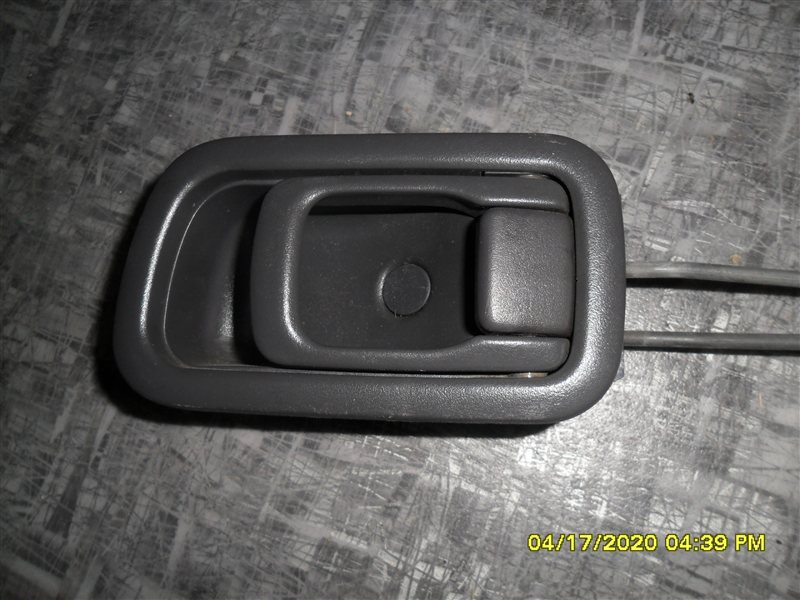 Ручка двери внутренняя Nissan Terrano RR50 QD32 1997 передняя правая (б/у)