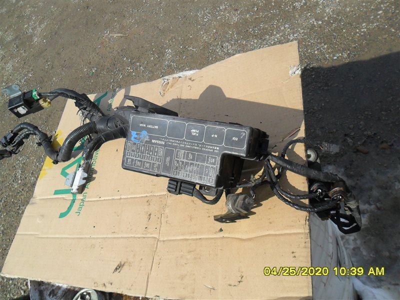 Блок предохранителей Nissan Terrano PR50 TD27T 1995 (б/у)