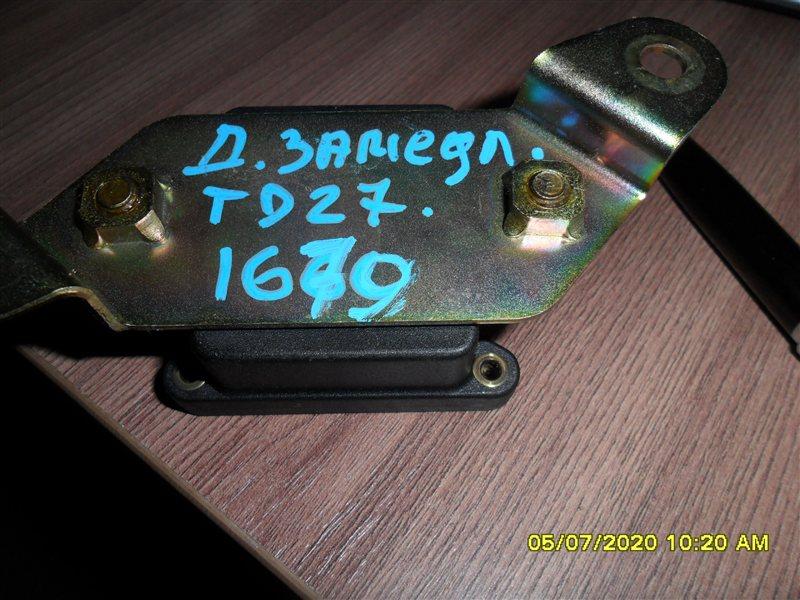 Датчик замедления Nissan Terrano PR50 TD27T 1995 (б/у)