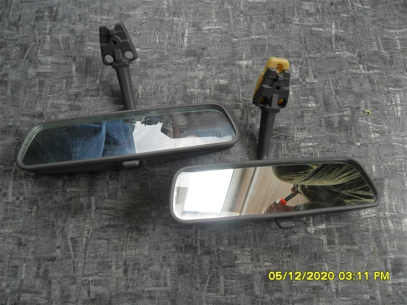 Зеркало салона Nissan Terrano PR50 TD27T 1995 (б/у)
