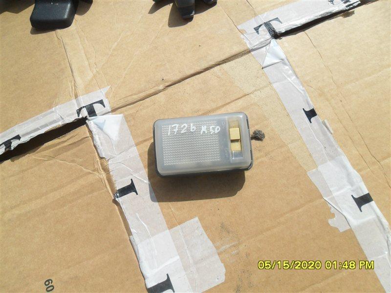 Светильник салона Nissan Terrano RR50 QD32 1997 (б/у)