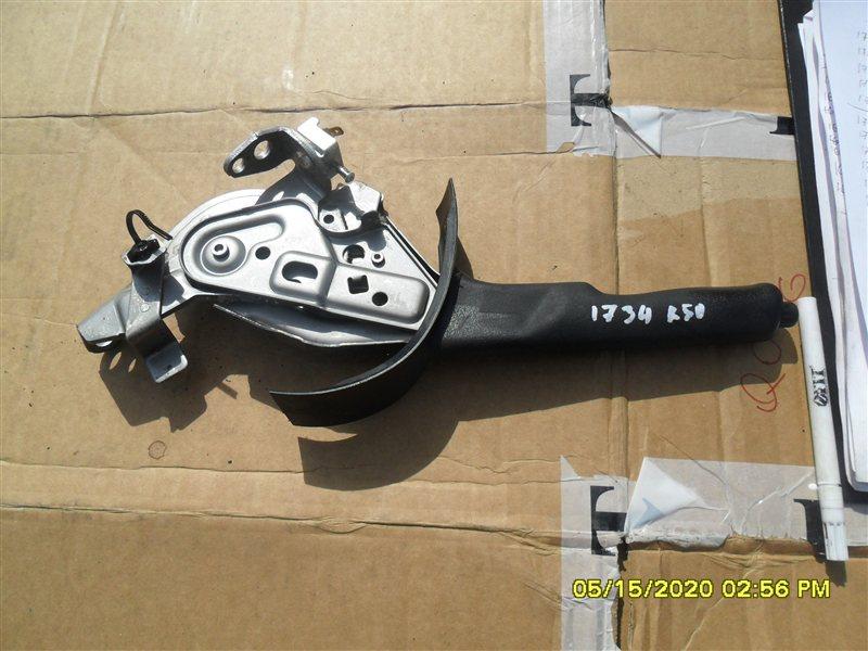 Ручка ручника Nissan Terrano PR50 TD27T 1995 (б/у)