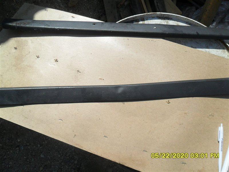 Накладка в багажник Nissan Terrano RR50 QD32 1997 (б/у)