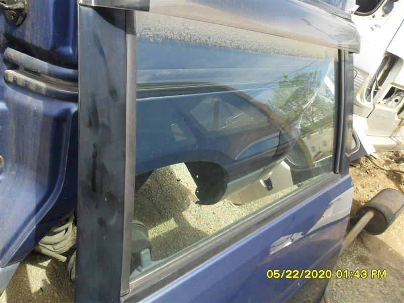 Стекло с сдвижной двери Toyota Town Ace Noah SR50 3S-FE 1998 (б/у)