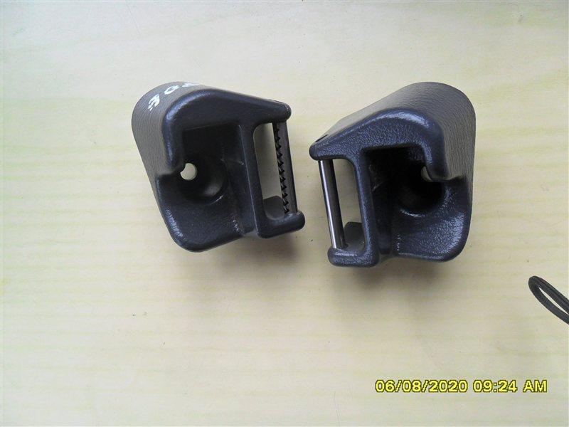 Крепления шторки багажника Nissan Terrano PR50 TD27T 1995 (б/у)