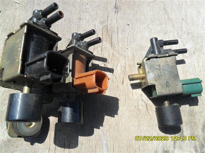 Вакуумный клапан Nissan Terrano RR50 (б/у)