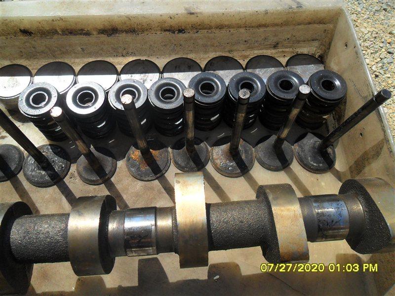 Клапан Toyota 1KZ-TE (б/у)