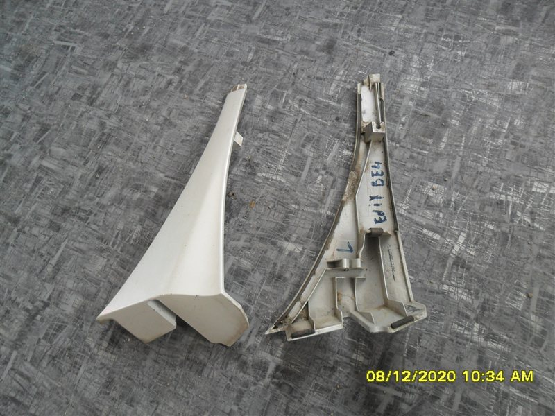Молдинг на крышу Honda Edix BE4 K20A (б/у)