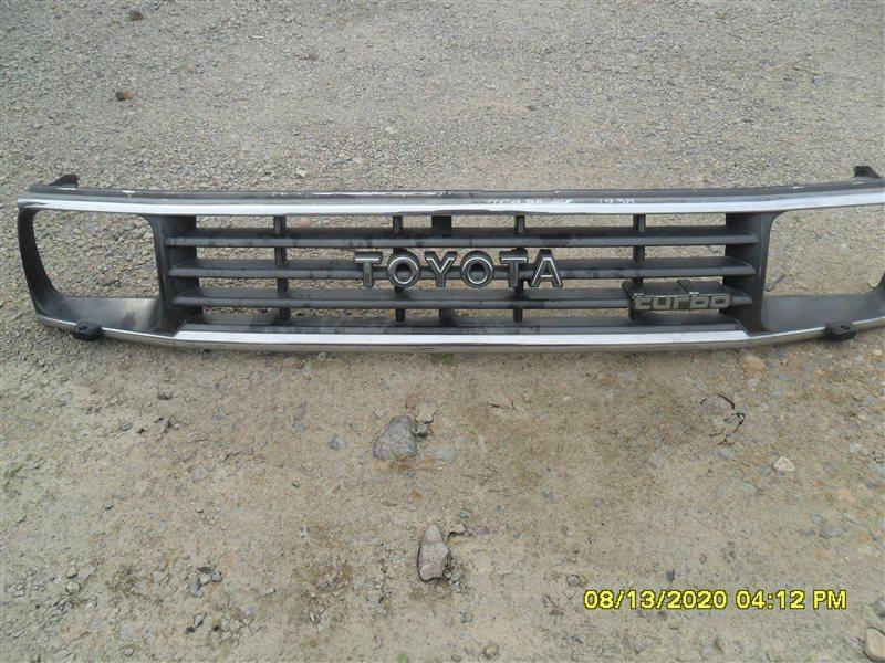 Решетка радиатора Toyota Land Cruiser Prado KZJ78 1994 (б/у)