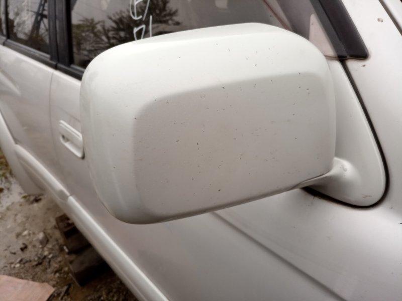 Зеркало Toyota Hilux Surf KZN185W 1KZ-TE 1997 правое (б/у)
