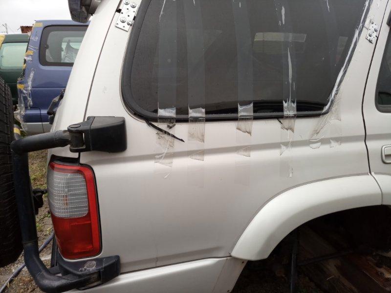 Крыло Toyota Hilux Surf KZN185W 1KZ-TE 1997 заднее правое (б/у)
