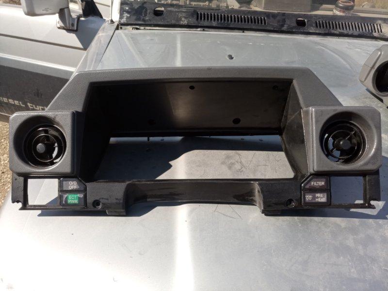 Консоль панели приборов Toyota Land Cruiser Prado KZJ78 1994 (б/у)