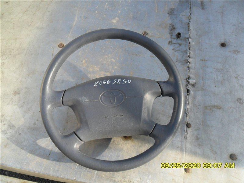 Руль с airbag Toyota Town Ace Noah SR50 3S-FE 1998 (б/у)