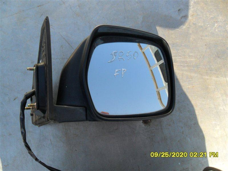 Зеркало Toyota Town Ace Noah SR50 3S-FE 1998 переднее правое (б/у)