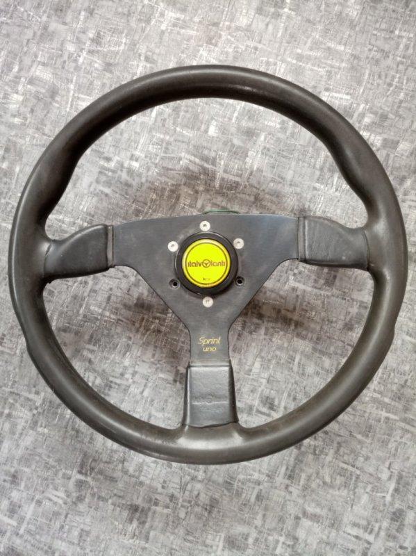 Руль Toyota Land Cruiser Prado KZJ78 1994 (б/у)