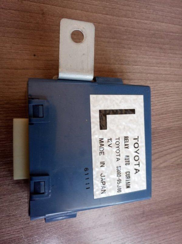 Электронный блок Toyota Hiace 106 1KZ (б/у)