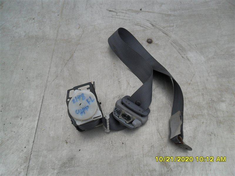 Ремень безопасности Toyota Hilux Surf KZN185W 1KZ-TE 1997 передний левый (б/у)