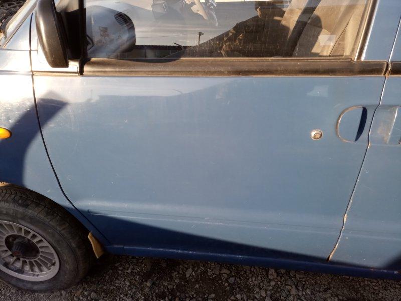 Дверь Nissan Serena VVJC23 CD20 передняя левая (б/у)