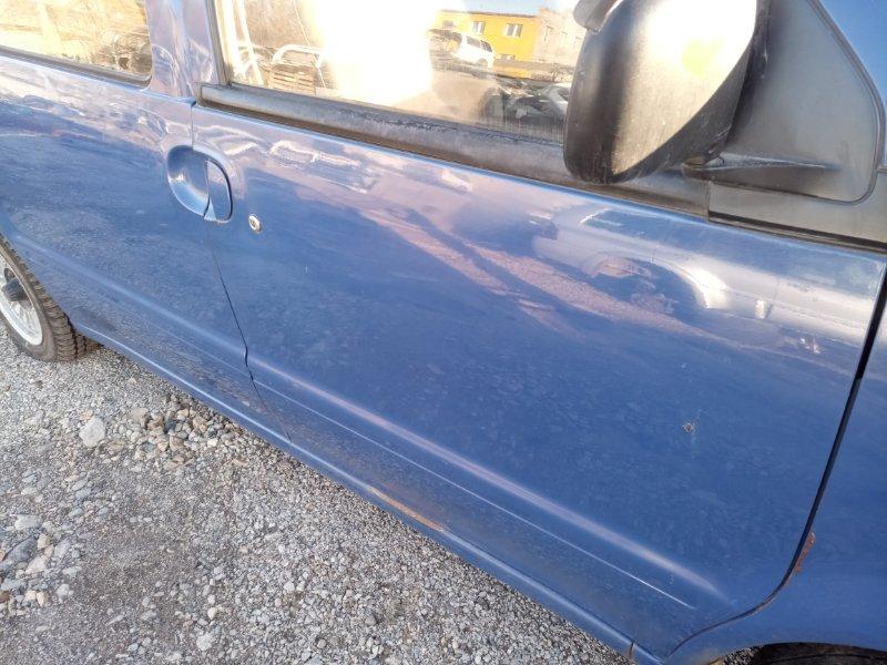 Дверь Nissan Serena VVJC23 CD20 передняя правая (б/у)