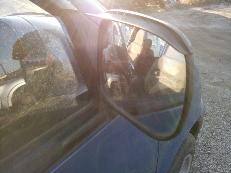 Зеркало Nissan Serena VVJC23 CD20 переднее правое (б/у)