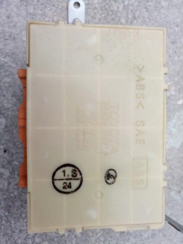 Блок управления климат-контролем Toyota Hilux Surf KZN185W 1KZ-TE 1997 (б/у)