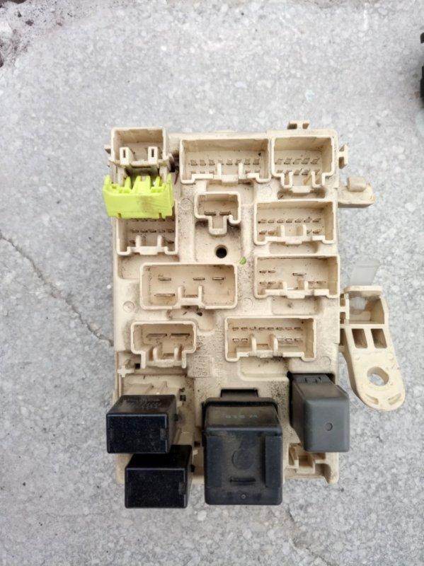 Блок предохранителей Toyota Hilux Surf KZN185W 1KZ-TE 1997 (б/у)