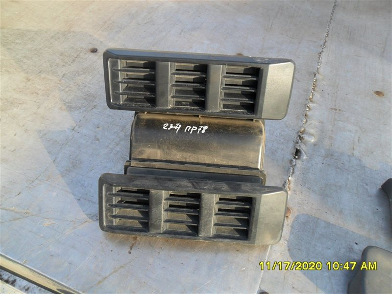 Воздухозаборник Toyota Land Cruiser Prado KZJ78 1994 задний (б/у)
