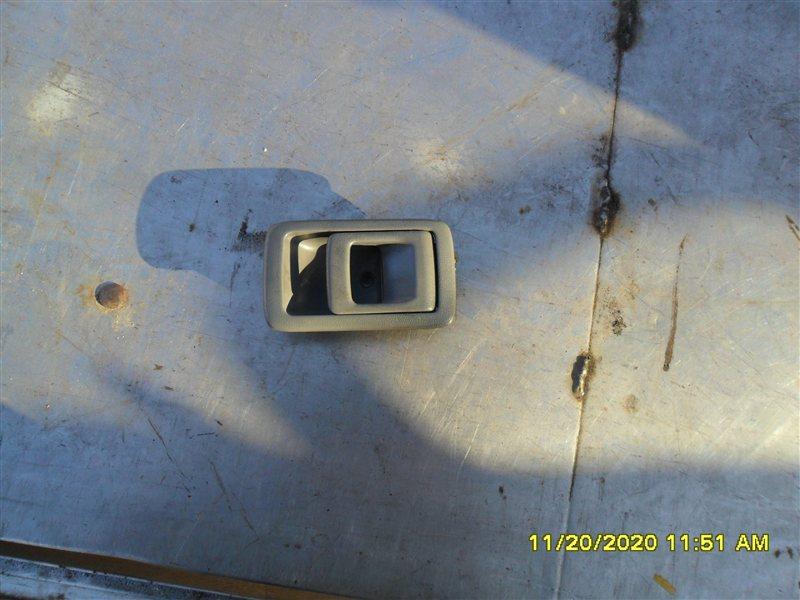 Ручка двери внутренняя Toyota Land Cruiser Prado KZJ78 1994 задняя правая (б/у)