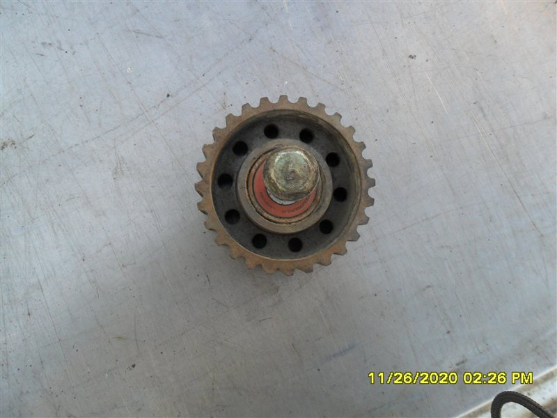 Ролик обводной Toyota Hiace 5L (б/у)