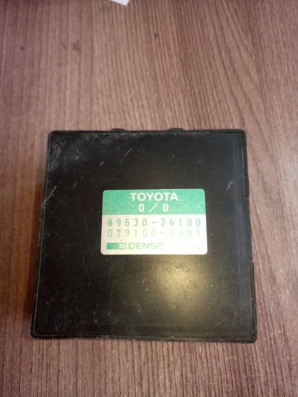 Электронный блок Toyota Hiace 5L   3L (б/у)