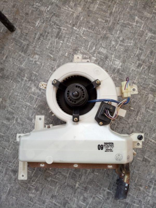 Радиатор печки Toyota Hiace Regius (б/у)