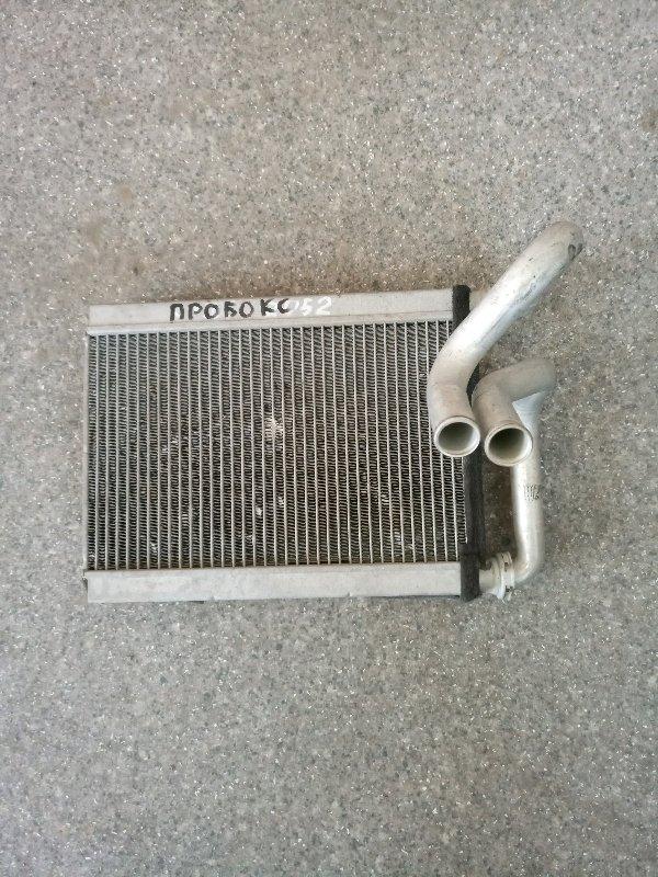 Радиатор печки Toyota Probox (б/у)