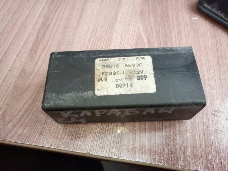 Блок управления стеклоподъемником Nissan Caravan VRMGE24 TD27 (б/у)