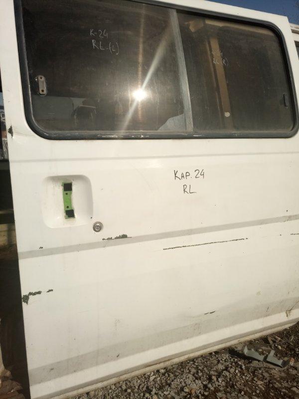 Дверь сдвижная Nissan Caravan VRMGE24 задняя левая (б/у)