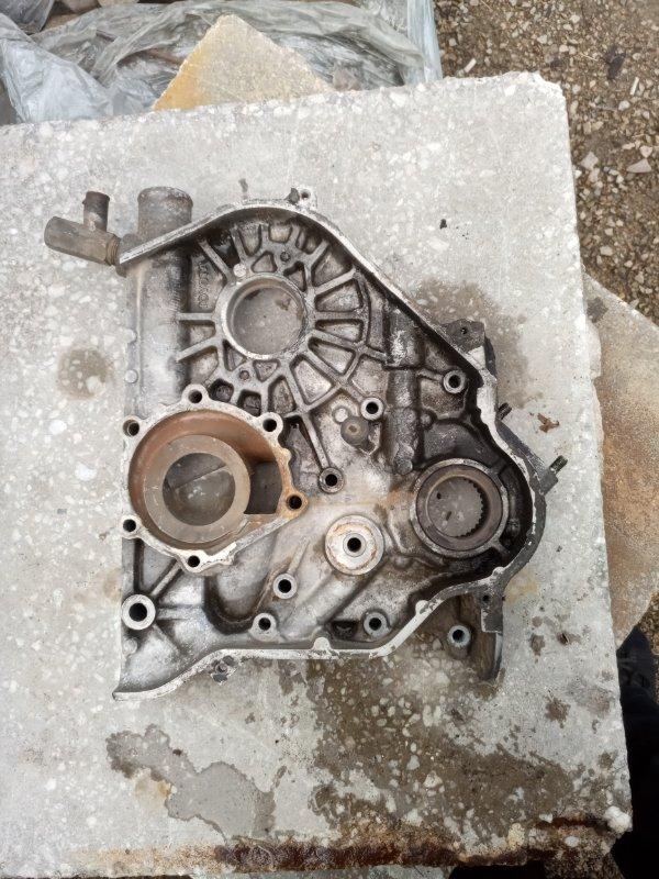 Лобовина двигателя Toyota Hiace 5L   3L (б/у)