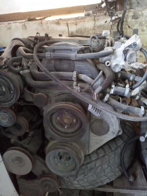 Двигатель Toyota Land Cruiser Prado LJ78 2LT (б/у)