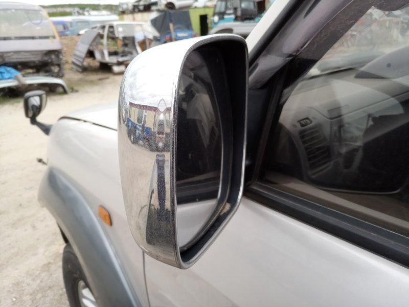 Зеркало Toyota Land Cruiser Prado KZJ95 1KZ-TE 1996 левое (б/у)