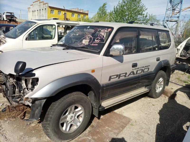 Кузов Toyota Land Cruiser Prado KZJ95 1KZ-TE 1996 (б/у)