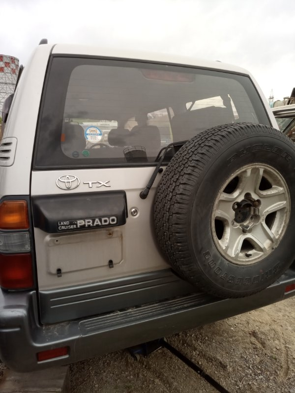 Дверь 5-я Toyota Land Cruiser Prado KZJ95 1KZ-TE 1996 (б/у)