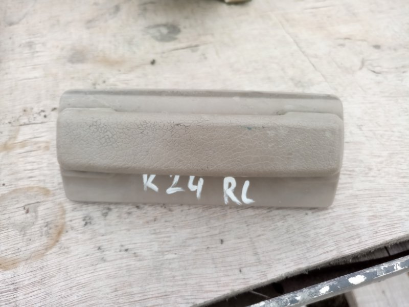 Ручка двери внутренняя Nissan Caravan VRMGE24 TD27 передняя левая (б/у)